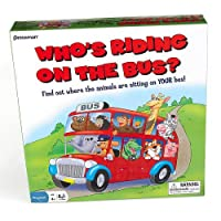 Who's Riding on the Bus? Game