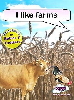 I Like Farms (I Like Reading) by [Publishing, Duvet]