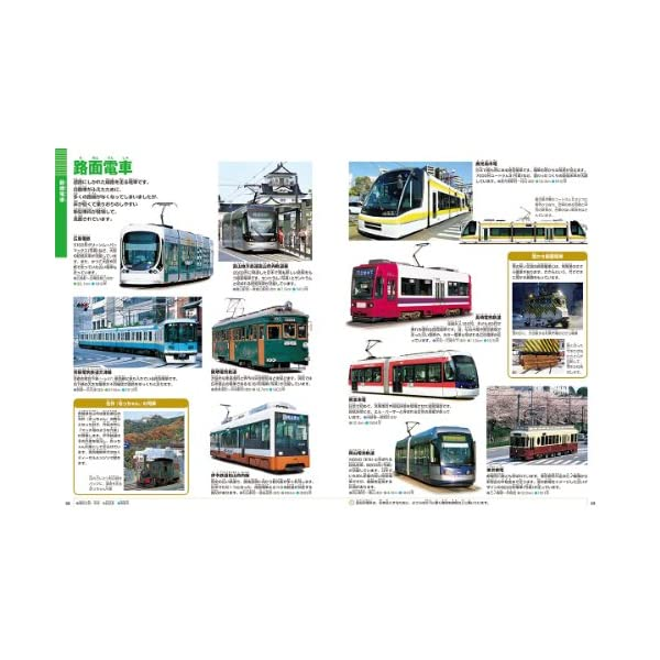乗りもの 鉄道・自動車・飛行機・船 〔改訂版〕...の紹介画像4