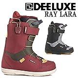 17-18 DEELUXE / ディーラックス RAY LARA TF レイララ レディース ブーツ スノーボード 熱成型 2018 25.5 PORT-WINE
