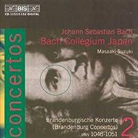 J.S. バッハ:ブランデンブルグ協奏曲 全曲 (2CD) [ImpOrt](J.S.Bach:Brandenburg Concertos)