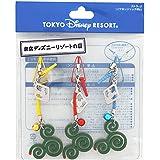 サンプル 風 ストラップ 3個セット ( 蚊取り線香 ) ミッキー マウス イヤホンジャック 付き 東京 ディズニー リゾートの夏 ( リゾート限定 )