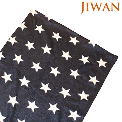 [해외]JIWAN 무릎 USB 담요 전기 무릎을 따뜻하게 전자파 제로 스타 네이비/JIWAN throws USB blanket electric throws Warmer electromagnetic wave zero star navy