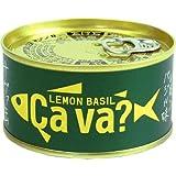 岩手県産 サヴァ缶 国産サバのレモンバジル味 170g フード 缶詰・瓶詰 魚介類の缶詰・瓶詰 [並行輸入品]