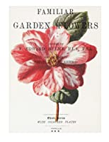 Familiar Garden Flowers - Camellia: Decorative Notebook + Journal