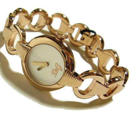 (ドルチェ&ガッバーナ) Dolce & Gabbana 腕時計 D&G PATTERN DW0344 レディース [並行輸入品]