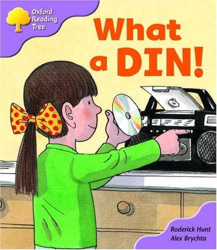 Oxford Reading Tree: Stage 1+: First Phonics: What a Din!の詳細を見る