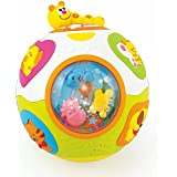 Hola Toys - Catch-Me Activity Ball, Crawling, Best Selling Toy for Infant, Toddler, Preschool, Kids, Learning Toy, Kid's Birthday Present Idea, Electronic Toys