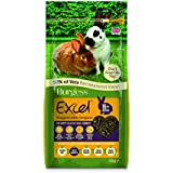 Burgess FP10006C Excel Nuggets with Oregano Adult Rabbit Food, 2 kg