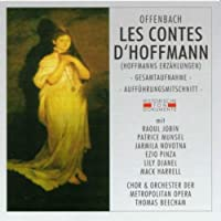 Les Contes D'hoffmann (Hoffmanns Erzaehlungen)