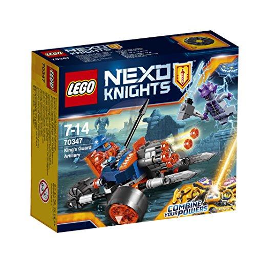 レゴ (LEGO) ネックスナイツ ナイトンキャノンアタッカー 70347