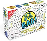 It's In The Bag! - NEWEST Game for Family! For Adults! For Parties! Laugh out loud in this game of teamwork. Describe, Guess