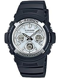 [カシオ]CASIO 腕時計 G-SHOCK 世界6局対応電波ソーラー AWG-M100S-7AJF メンズ