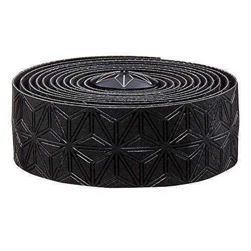 SUPACAZ(スパカズ)クッシュバーテープ ブラック(ブラックプラグ)