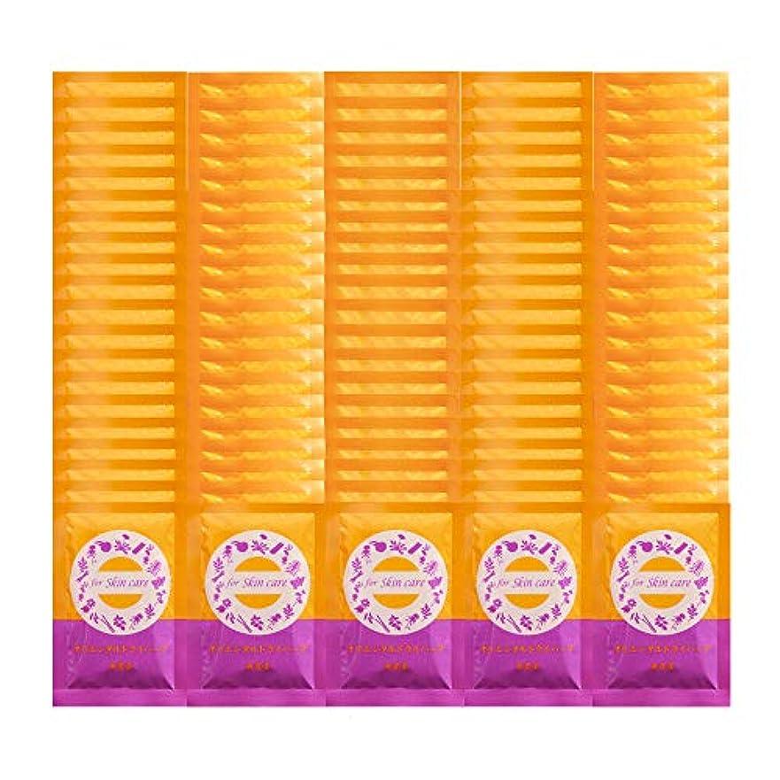 自分蓋カード韓方座浴剤 100包 セット ファンジン (皮膚美容用100包)