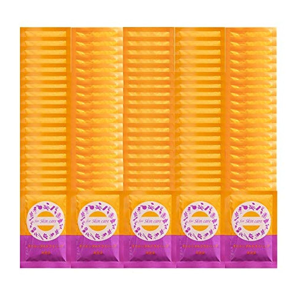 天窓暗くするギャングスター韓方座浴剤 100包 セット ファンジン (皮膚美容用100包)