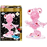 39ピース クリスタルギャラリー ミニーマウス クラシック ピンク