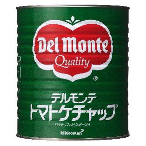 キッコーマン 食品 デルモンテ トマトケチャップ JAS特級(3.33kg)