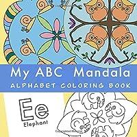 My ABC Mandala Alphabet Coloring Book