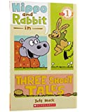 Hippo and Rabbit in Three Short Tales (Scholastic Readers Level 1)