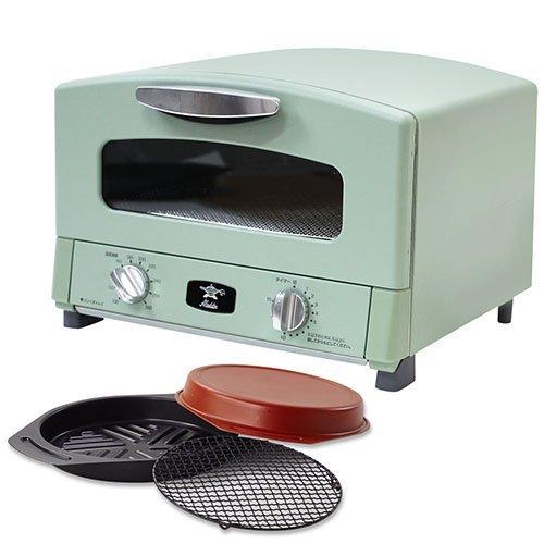 RoomClip商品情報 - 【グリルロースター おしゃれ 小型 コンパクト オーブントースター】 Aladdin グリル&トースター(B612)