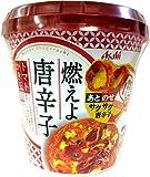 アサヒグループ食品 燃えよ唐辛子スープ トマトかき玉麺 25.7g×6個