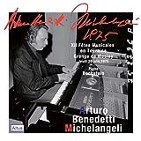 グランジュ・ドゥ・メレ ライヴ ~ ベートーヴェン : ピアノ・ソナタ 第12番 「葬送」 他 / ミケランジェリ (XII Fetes Musicales en Touraine Grange de Meslay / Arturo Benedetti Michelangeli (pf)) (2CD) 画像