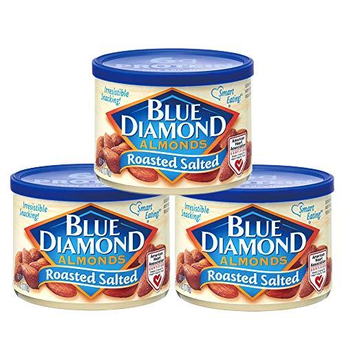 アメリカお土産 ブルーダイヤモンド ローストソルトアーモンド 3缶セット