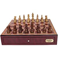 L2208DR Dal Rossi Italy, Chess Set with Drawers 18