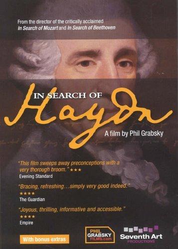 In Search of Haydn ハイドンを探して[DVD,日本語字幕]