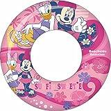 【リブライト】ディズニー ミッキー 浮き輪ミッキーマウス&フレンズ 直径90cm  80600