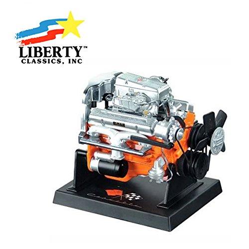 エンジン 模型(1:6 コルベット327 フューエルインジェクション エンジ...