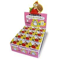 あすなろ舎 いわさき まい へっじほっぐ 12個入り BOX コップのフチにハリネズミ