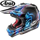 アライヘルメット Arai/オフロードヘルメット/V-cross4 BARCIA Vクロス4 バーシア サイズ:(61-62)