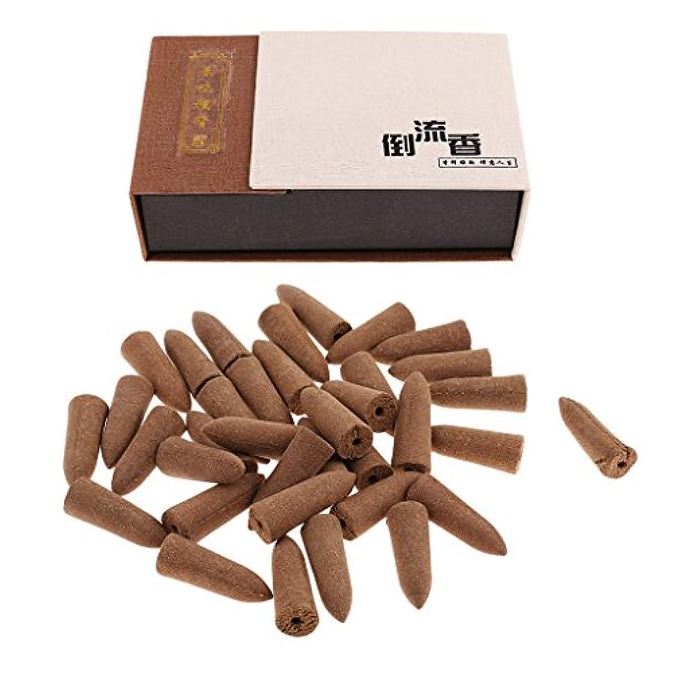 以降しない住居SunniMix お香 逆流香 コーン 20分間 36個セット 4種選択  仏壇 香炉  - アガーウッド