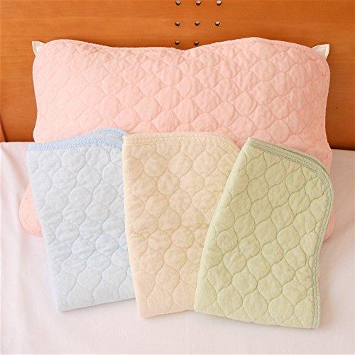 [해외]세척 이불 베개 패드 43 × 63cm면 100 % 자료실 찐구 양면 베개 커버 16813/Washable quilted pillow pad 43 x 63 cm 100% cotton pile shoching reversible pillowcase 16813