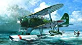 フジミ模型 1/72 CシリーズNo.12 EX-1 三菱 零式水上観測機 11型 (長門搭載機/館山航空隊) プラモデル C12EX-1