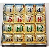 15ゲーム スライドパズル 15パズル