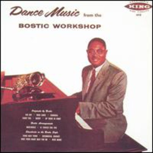 Dance Music From the Bostic Workshopの詳細を見る