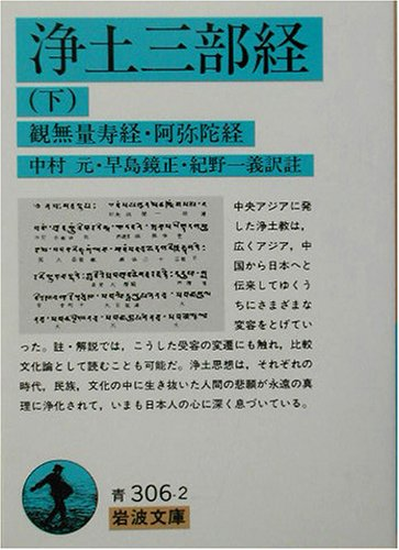 浄土三部経〈下〉観無量寿経・阿弥陀経 (岩波文庫)の詳細を見る