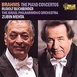 Brahms: Piano Concertos Nos.1 & 2 by Rudolf Buchbinder (2011-03-08)