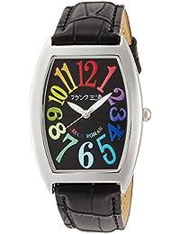 [フランク三浦]MIURA 零号機(改) グレコローマン400戦無敗記念モデル 完全非防水 腕時計 ジャパンクオーツ FM00K-CRB  腕時計