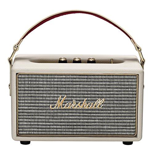 Bluetooth対応 ポータブル ワイヤレススピーカー / Marshall マーシャル / KILBURN (Cream)【国内正規品・一年保証付】