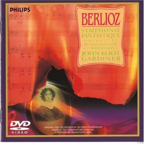 ベルリオーズ:幻想交響曲 [DVD]