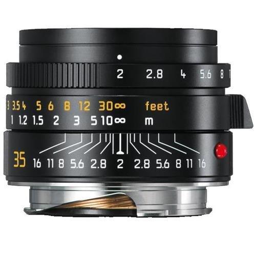Leica?Summicron-M 35mm f/2 ASPH Lens (Black) [並行輸入品]