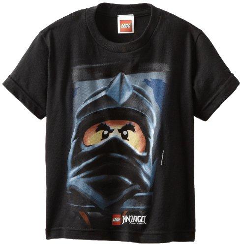レゴ ニンジャゴー ブラック ウルティマタム ジュヴィ Tシャツ | 4