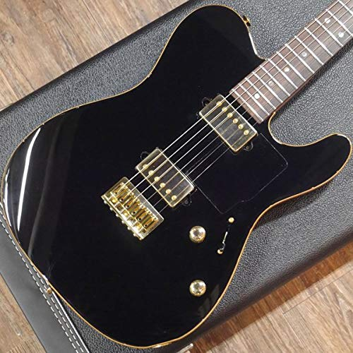 Suhr/Classic T Black Roasted Maple Neck