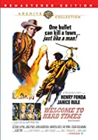 Welcome to Hard Times (1967) [DVD]