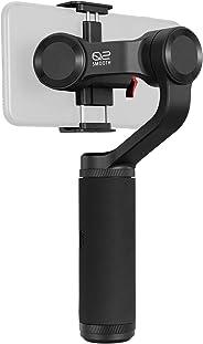 Zhiyun SMOOTH Q2 ジンバル スタビライザー 3軸 スマホ 用 手持ち 折りたたみ ぶれない iPhone Android 対応【国内正規品】日本語ガイド付き ブラック