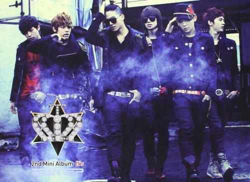 TEEN TOP(ティーン・トップ)/It's-2nd Mini Album [韓国輸入盤]
